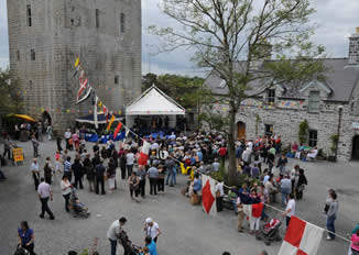 Festival at the Castle